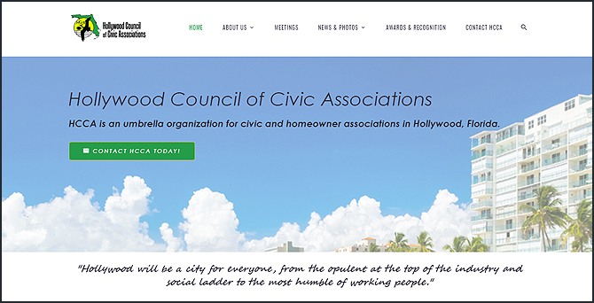 Hollywood Council of Civic Associations